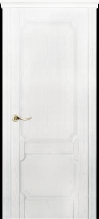 Межкомнатная дверь La Porte New Classic 200-3 Ясень бланко глухое полотно