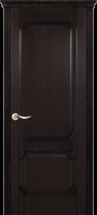 Межкомнатная дверь La Porte New Classic 200-3 Ясень браун глухое полотно