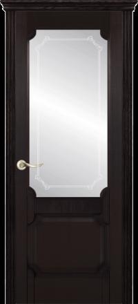 Межкомнатная дверь La Porte New Classic 200-3 Ясень браун матирование Кифа