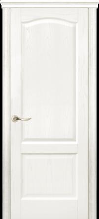 Межкомнатная дверь La Porte New Classic 200-4 Ясень бланко глухое полотно