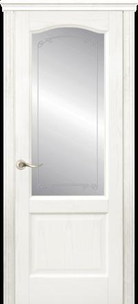 Межкомнатная дверь La Porte New Classic 200-4 Ясень бланко контур Белла