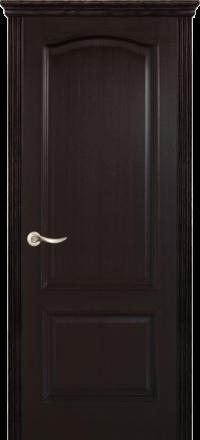 Межкомнатная дверь La Porte New Classic 200-4 Ясень браун глухое полотно