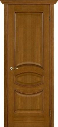 Межкомнатная дверь Porte Vista Классика Ницца античный дуб глухая