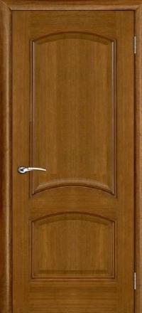 Межкомнатная дверь Porte Vista Классика Тера античный дуб глухая