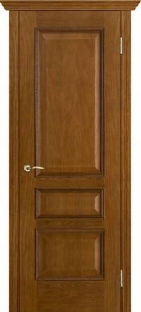 Межкомнатная дверь Porte Vista Классика Вена античный дуб глухая