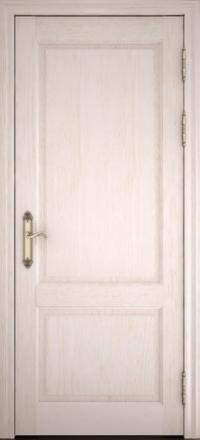 Межкомнатная дверь Uberture Versailes 40003 ясень перламутр глухая