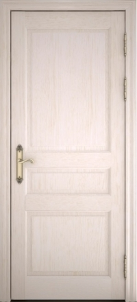 Межкомнатная дверь Uberture Versailes 40005 ясень перламутр глухая