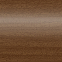 Плинтус ПВХ Идеал Комфорт 291 Орех глянец 55x22
