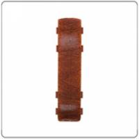 Соединитель для плинтуса ПВХ Идеал Кофморт в цвет 55x22