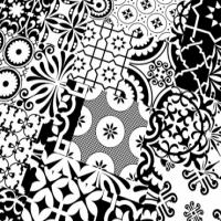 Ламинат Фалькон Quadraic Black&White