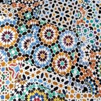 Ламинат Фалькон Quadraic Mosaic
