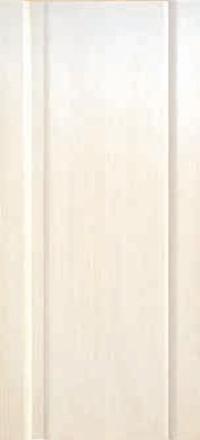 Межкомнатная дверь Дворецкий Спектр 1 беленый дуб глухое полотно