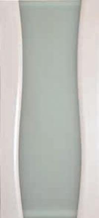 Межкомнатная дверь Дворецкий Диадема 2 беленый дуб остекленная