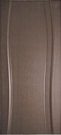 Межкомнатная дверь Дворецкий Диадема 1 венге глухое полотно