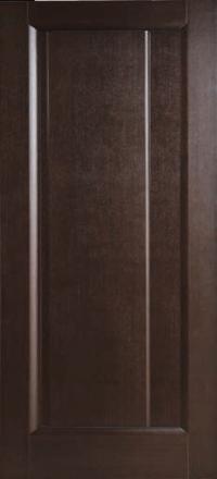 Межкомнатная дверь Дворецкий Октава венге глухое полотно