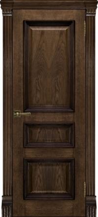 Межкомнатная дверь Regidoors Elegante Classico Барселона Brandy глухая