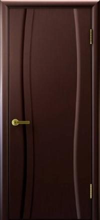 Межкомнатная дверь Regidoors Vetro Диадема Венге глухая