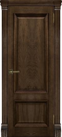 Межкомнатная дверь Regidoors Elegante Classico Корсика Brandy глухая