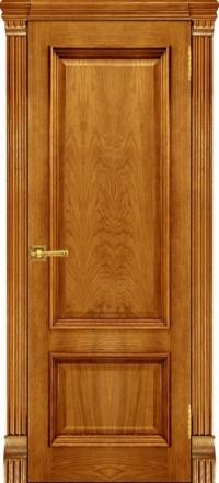 Межкомнатная дверь Regidoors Elegante Classico Корсика Patina Antico глухая