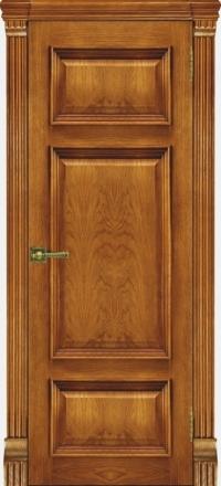 Межкомнатная дверь Regidoors Elegante Classico Мадрид Patina Antico глухая