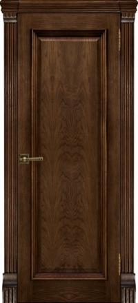 Межкомнатная дверь Regidoors Elegante Classico Тоскана Brandy глухая