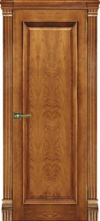 Межкомнатная дверь Regidoors Elegante Classico Тоскана Patina Antico глухая