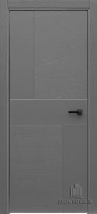 Межкомнатная дверь Regidoors Art Line Fusion Grigio 7015 глухая