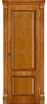 Межкомнатная дверь Regidoors Grang Гранд-1 Patina Antico глухая