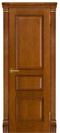 Межкомнатная дверь Regidoors Grang Гранд-2 Patina Antico глухая
