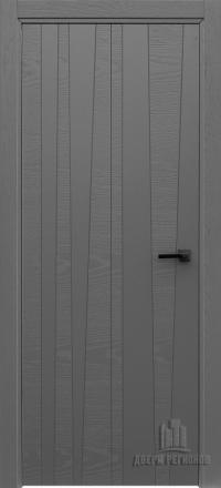 Межкомнатная дверь Regidoors Art Line Trend Grigio 7015 глухая