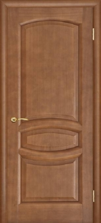 Межкомнатная дверь Regidoors Gracia Анастасия Темный анегри глухая