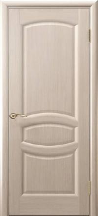 Межкомнатная дверь Regidoors Gracia Анастасия Беленый дуб глухая