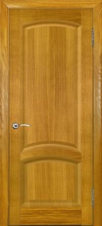 Межкомнатная дверь Regidoors Gracia Лаура Дуб Capri глухая
