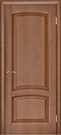 Межкомнатная дверь Regidoors Gracia Лаура Темный анегри глухая