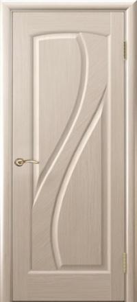 Межкомнатная дверь Regidoors Gracia Мария Беленый дуб глухая