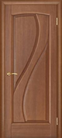 Межкомнатная дверь Regidoors Gracia Мария Темный анегри глухая