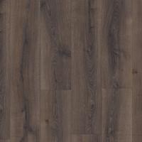 Ламинат Квик Степ Majestic MJ3553 Дуб пустынный шлифованный темно-коричневый