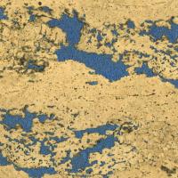 Пробковое покрытие настенное клеевое Ibercork Малага азул