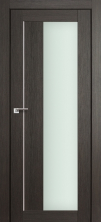 Межкомнатная дверь ПрофильДорс 47X Грей мелинга со стеклом