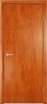 Межкомнатная дверь Содружество Гладкая груша глухая
