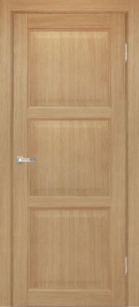 Межкомнатная дверь Porta Bella Эко Premium Лагуна дуб натуральный глухое полотно