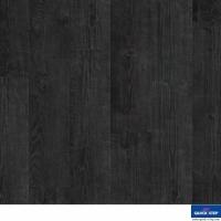 Ламинат Квик Степ Impressive Ultra IMU1862 Дуб чёрная ночь