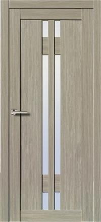 Межкомнатная дверь Porta Bella Экошпон Сити остекленная