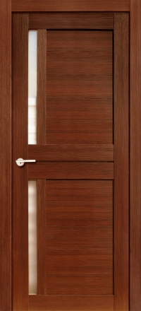 Межкомнатная дверь Porta Bella Экошпон Соренто М памплона мелинга остекленная