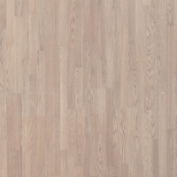 Паркетная доска Polarwood Дуб Living White Matt 3х-полосный