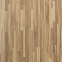 Паркетная доска Polarwood Ясень Pluton White Oiled 3х-полосный