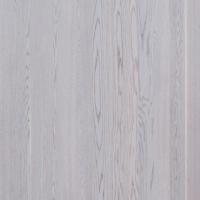 Паркетная доска Polarwood Дуб Elara White Matt 1-полосный