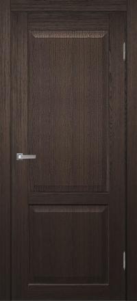 Межкомнатная дверь Porta Bella Эко Premium Белла венге кантри глухое полотно