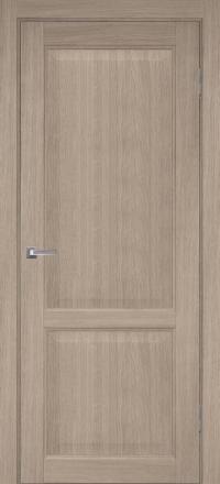 Межкомнатная дверь Porta Bella Эко Premium Белла ясень дымчатый глухое полотно