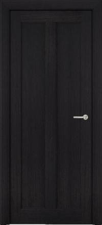 Межкомнатная дверь Porta Bella Эко Premium Эллада венге кантри глухое полотно